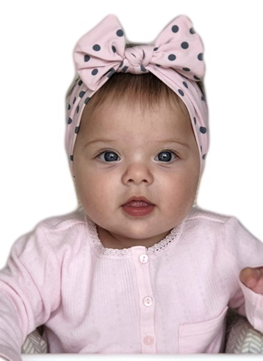 Baby Giz Bandana Pudra